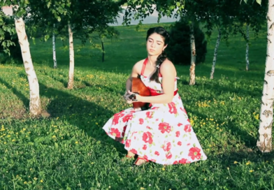 Лауреат конкурса «Родные просторы» Донецк 2015 г. Эльмира Ахмедова