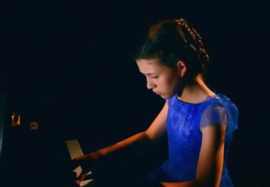 Победитель конкурса «Родные просторы» — 2015 г. Донецк Лиза Неведомская (ссылка на видео под фото)